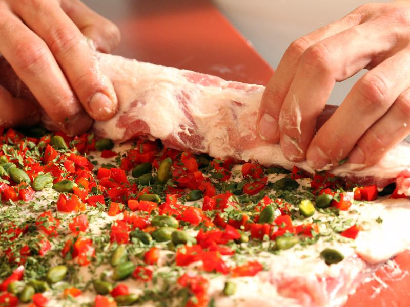 Unsere Produkte: Küchenfertige Erzeugnisse