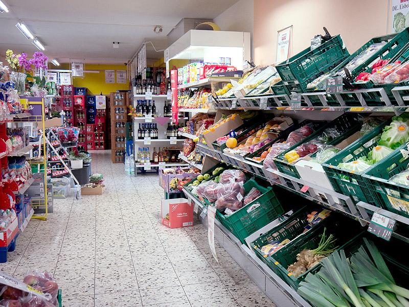 E-Frischemarkt im Karst-Center Uersfeld